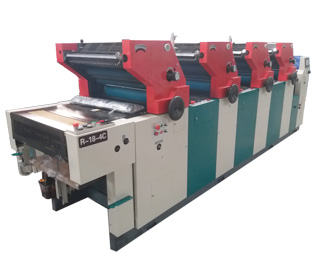 Four Color Non Woven Bag Printing Machine Manufacturer