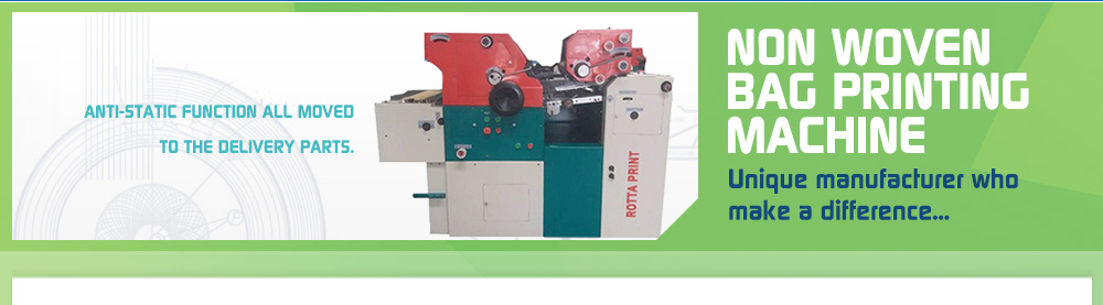 Rotta Print India - Web Offset Printing Machine