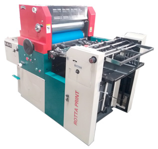 Mini Offset Printing Machine Manufacturer